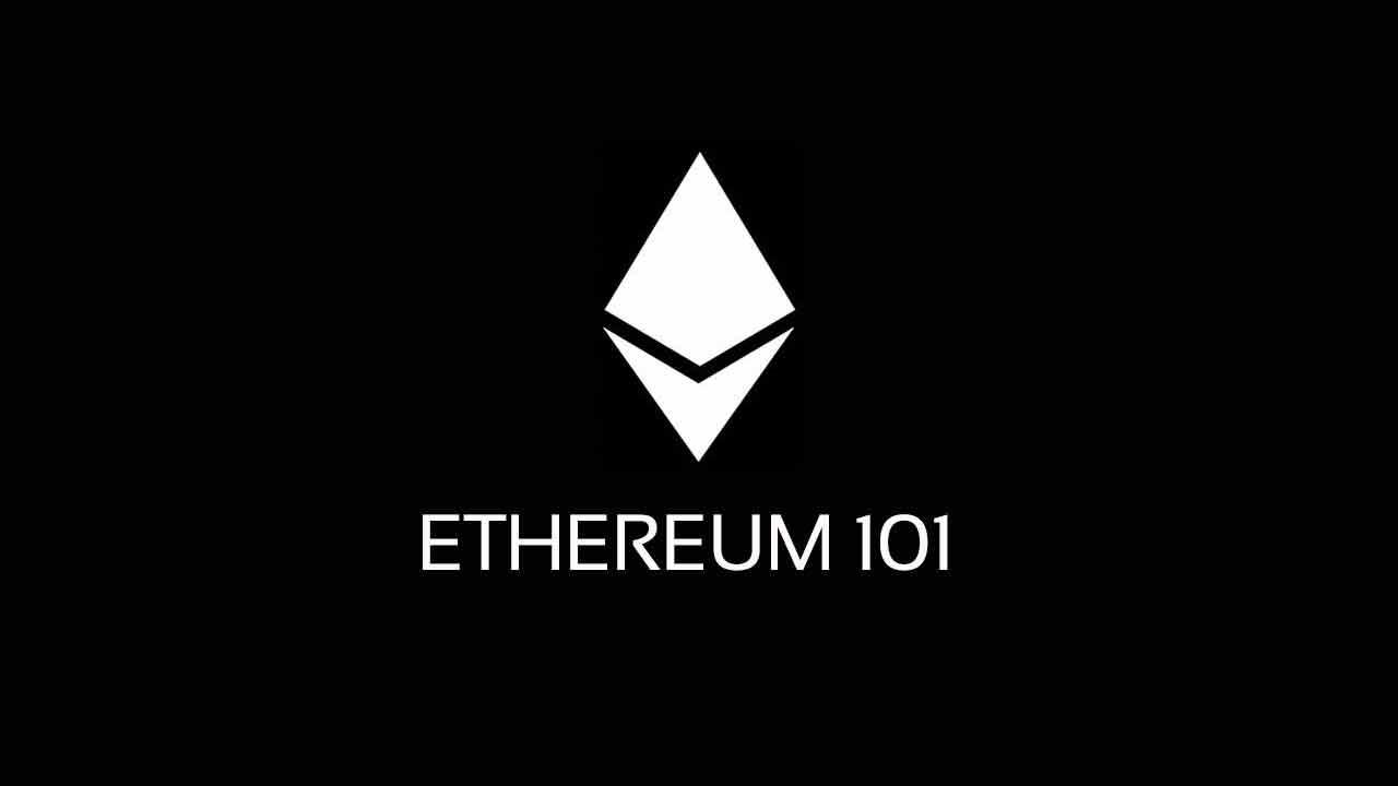 Ethereum 101. Baasteadmised ethereumi plokiahel ja ethereum kohta.